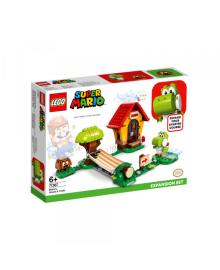 Конструктор Lego Super Mario Дом Марио И Йоши. Дополнительный Уровень (71367)