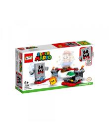 Конструктор Lego Super Mario Бабах Помехи С Лавой. Дополнительный Уровень (71364)