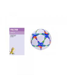 SHANTOU JINXING Мяч футбол (арт. FB1709, PVC, 320 гр №5) Shantou Jinxing plastics ltd