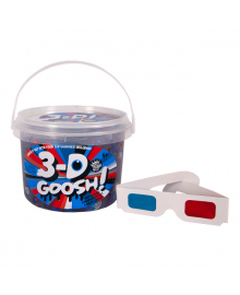 Лизун с очками 3D Compound Kings Goosh Red&Blue 425 г