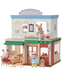 SYLVANIAN Набор 'Магазин игрушек' Sylvanian Families