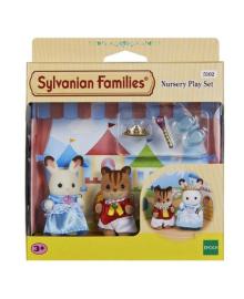 SYLVANIAN Набор с фигуркой 'Детский сад - Театральная сценка' (арт. 3589) Sylvanian Families