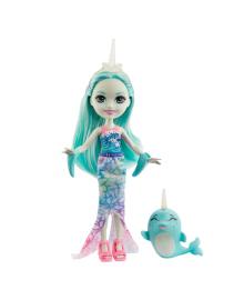 Кукла Enchantimals Нарвал Надди