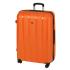 Валіза пластикова, 2E, Youngster, велика, 4 колеса, помаранчева (2E-SPPY-L-OG)