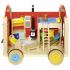 Детский кукольный домик Goki Тележка пилигримов (51814G)