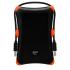 Накопичувач Зовнішній Silicon Power 2.5 USB 3.0 1TB Armor A30 Black