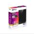 Накопичувач Зовнішній Silicon Power 2.5 USB 3.0 1TB Diamond D06 Black