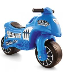 Мотобайк - беговел DOLU синий (8029) DOLI
