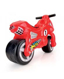 Мотобайк - беговел DOLU красный (8028)