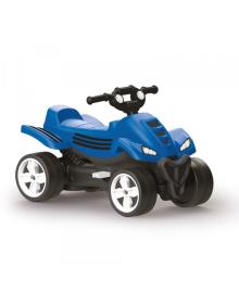 Квадроцикл на педалях DOLU (8065) синий DOLI