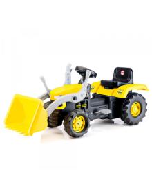 Трактор на педалях DOLU (8051) з ковшом
