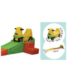 Детская горка машинка ROLLER COASTER KING KIDS (7000)