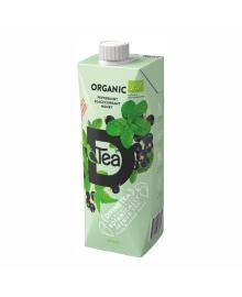 Органический чай Divine Tea Мятный с соком черной смородины 500 мл