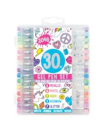Набор для рисования Make it real Гелевые ручки и стикеры