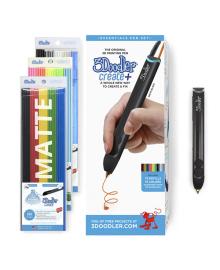 3D-ручка 3Doodler Create Plus Black