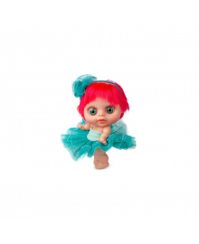 BERJUAN Кукла пупс БЭБИ БИГГЕРС с запахом ванили 14 см (PELIRROJO)