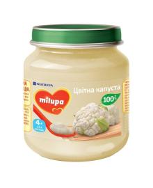 Овощное пюре Milupa Цветная Капуста 125 г