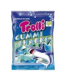 Конфеты жевательные Trolli Акула, 200 г