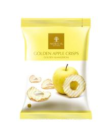 Чипсы Nobilis яблочные Голден, 20 г