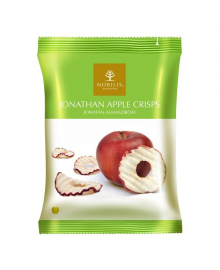 Чипсы Nobilis яблочные Джонатан, 20 г