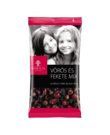 Микс фруктовый Nobilis с черным шоколадом, 100 г, 5997690716050