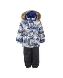 Куртка и полукомбинезон LENNE Robin Cars 20314/4700, 4741578701130