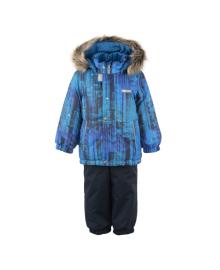 Куртка и полукомбинезон LENNE Robin Blue 20314/6001, 4741578701093