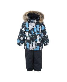Куртка и полукомбинезон LENNE Forest Navy 20315/2299, 4741578702571
