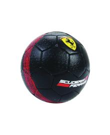 FERRARI Мяч футбольный,черно-красный, F656