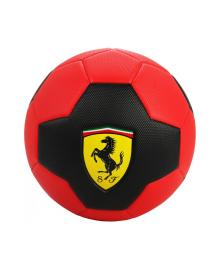 FERRARI Мяч футбольный р.5 F661 красно-черный