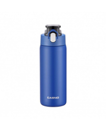 Термобутылка CASNO 450 мл KXN-6065 Синяя