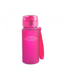 Бутылка для воды CASNO 400 мл KXN-1114 Черная