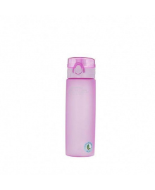 Бутылка для воды CASNO 650 мл KXN-1157 Фиолетовая