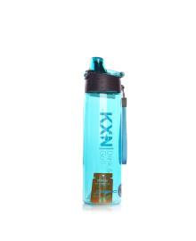 Бутылка для воды CASNO 780 мл KXN-1180 Голубая