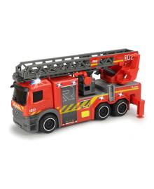 Пожарная машина Dickie Toys Mercedes с лестницей