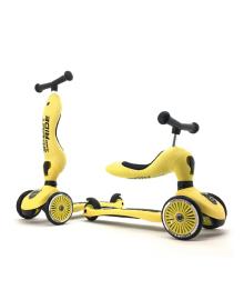 Самокат Scoot&Ride Highwaykick-1 Lemon