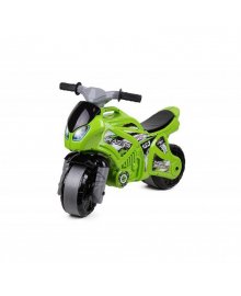 "Мотоцикл 5859 ""ТЕХНОК"" Зеленый 68563"