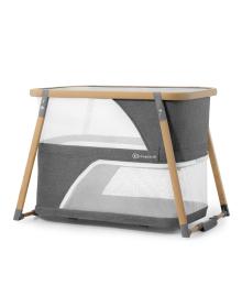 Кровать-манеж Кinderkraft Sofi Grey Kinderkraft KKLSOFIGRY0000, 5902533912483