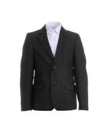 Черный пиджак для мальчика (размеры 116 - 146) LiLuS 217П                , 2100045690858, 2100045690940