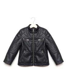 Куртка кожзам BluKids Brutal 5561905, 8051016703975