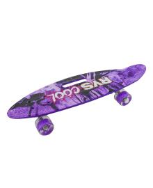 Пенни борд Shantou Cool Purple