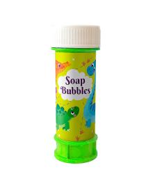Мыльные пузыри DoDo Динозавры 60 мл 1865, 4820198242671, 4820198242688