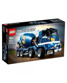 Конструктор Lego Technic Бетономешалка (42112)