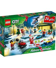 Конструктор LEGO City Новогодний календарь City (60268)