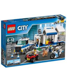 Конструктор Lego City Мобильный Командный Центр (60139), 5702015865265