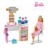 "Игровой набор ""СПА уход за кожей"" Barbie Mattel GJR84"