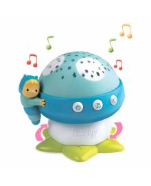 Музыкальный проектор Cotoons Лесной гриб  110118, 3032161101187