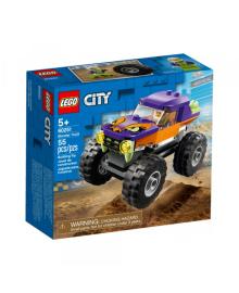 Конструктор Lego City Грузовик-Монстр (60251)