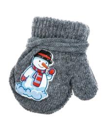 Перчатки YO! Snowman R-122/BOY/10, 5902409857894