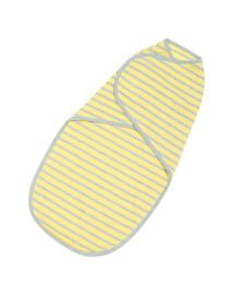 Пеленка-кокон Smil Simple Yellow, р. 56-62 119865, 4824039193580